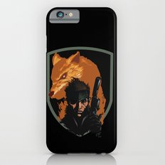 METAL GEAR: The Snake and the Fox iPhone 6s Slim Case
