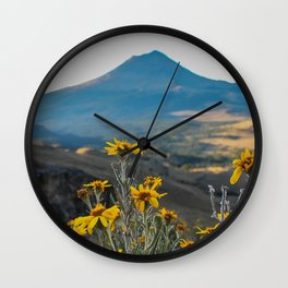 Fuerza Natural Wall Clock