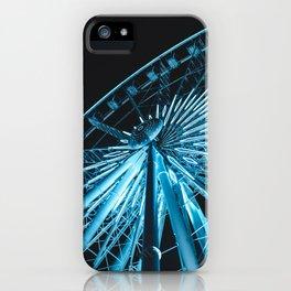 The Sky Wheel in Niagara Falls iPhone Case