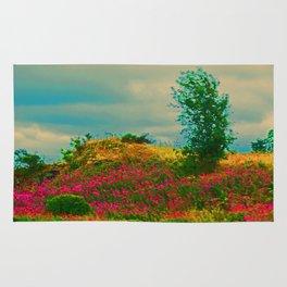 Scottish Weeds Rug
