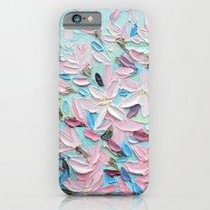 District  Blooms iPhone 6s Slim Case