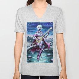 Dark Elf Unisex V-Neck