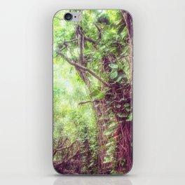 Dreamy Jungle Canopy iPhone Skin