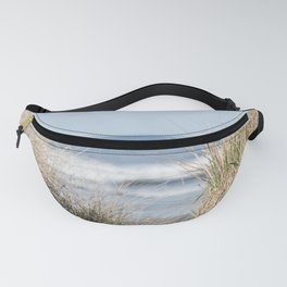 The Beach Beckons    Path To Ocean Shore Fanny Pack