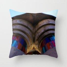 Penn State Art Museum Throw Pillow