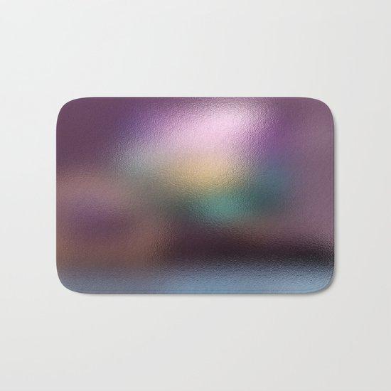 TRANSLUCENTE | Purple Bath Mat
