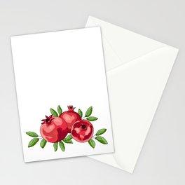 POMEGRANATES SYMBOL Stationery Cards