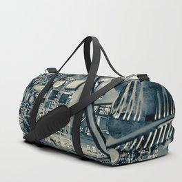 Industrial Disease - Mono Duffle Bag