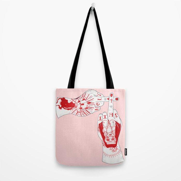 Holy Sh*& Tote Bag