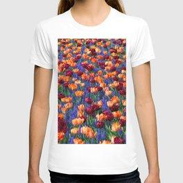 Flowerbed Medley T-shirt