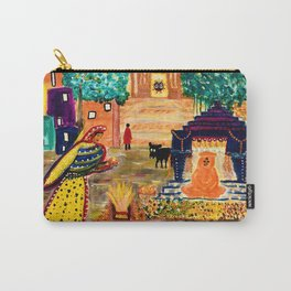 Memories of India Carry-All Pouch