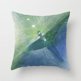 ETERNALITY Throw Pillow