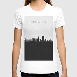 City Skylines: San Francisco T-shirt