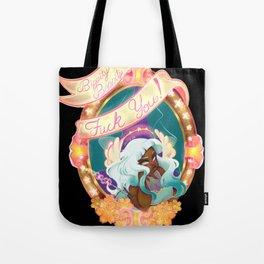 Bippity Boppity FU Tote Bag