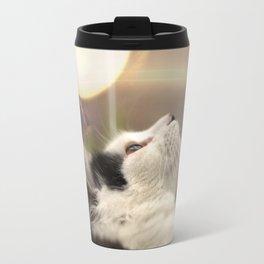 The Oreo Cat: Fall Travel Mug