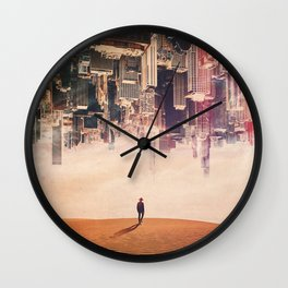The Philosophy Wall Clock
