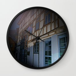 A place for good food Wall Clock