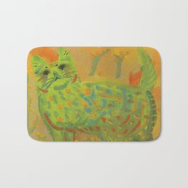 cat Bath Mat