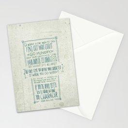Henry Rollins Stationery Cards