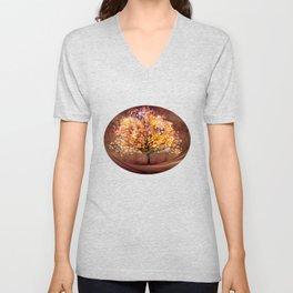 Starry Tree Unisex V-Neck