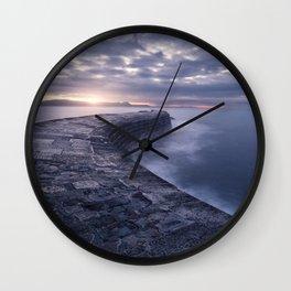 Sea Serpent Wall Clock