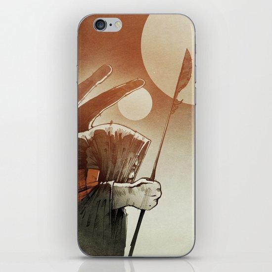 Fallen: I. iPhone & iPod Skin