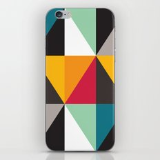 Triangles # 2 iPhone & iPod Skin
