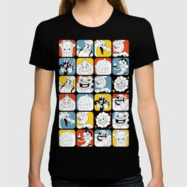 Cuphead - Bosses T-shirt