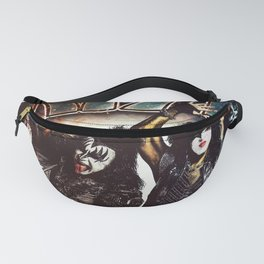kiss end of the road tour 2019 udahbaun Fanny Pack
