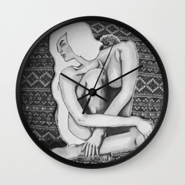 pp Wall Clock