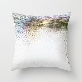 Rainbow H20 Throw Pillow