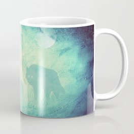 Wolf Pack Ghosts Coffee Mug