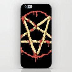 Fry Or Die iPhone & iPod Skin
