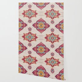 N251 - Oriental Traditional Vintage Moroccan Style  Wallpaper