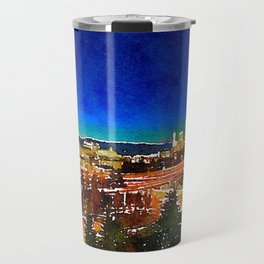 Seattle 2 Travel Mug