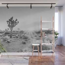 JOSHUA TREE IV / California Desert Wall Mural