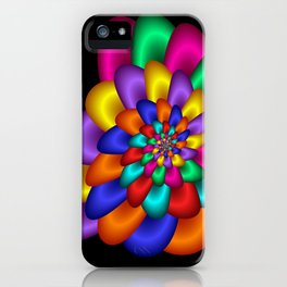 turn around with colors -28- iPhone Case