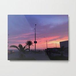 Sunset Metal Print
