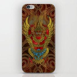 Garuda - bird of Vishnu iPhone Skin
