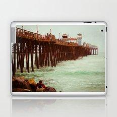 Oceanside Pier Laptop & iPad Skin