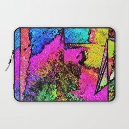 Scraped Away Laptop Sleeve