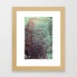 Cueva del Indio Framed Art Print