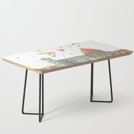 Colors Of Florence Coffee Table