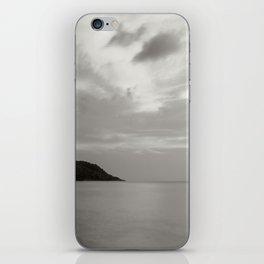 Never be forgotten iPhone Skin