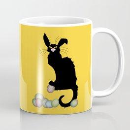 Le Chat Noir - Easter Coffee Mug