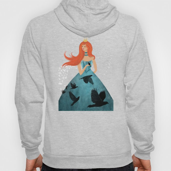 The Truth Is Hidden Behind The Dreamer Hoody