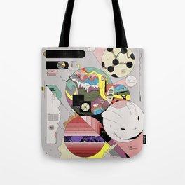 Spiteful Happy Tote Bag