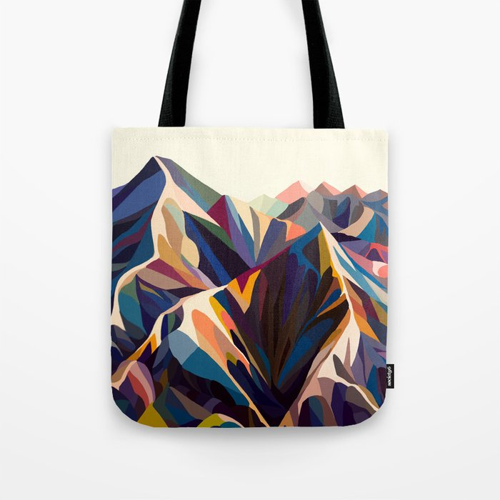 Mountains original Tote Bag