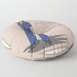 Dr. Eva Zambrano (Miami Medical) Floor Pillow