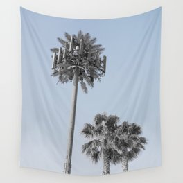 California Connection Tower #17 Wall Tapestry